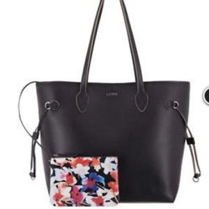 Lodis Bliss Genuine Leather Totes w/Wristlet